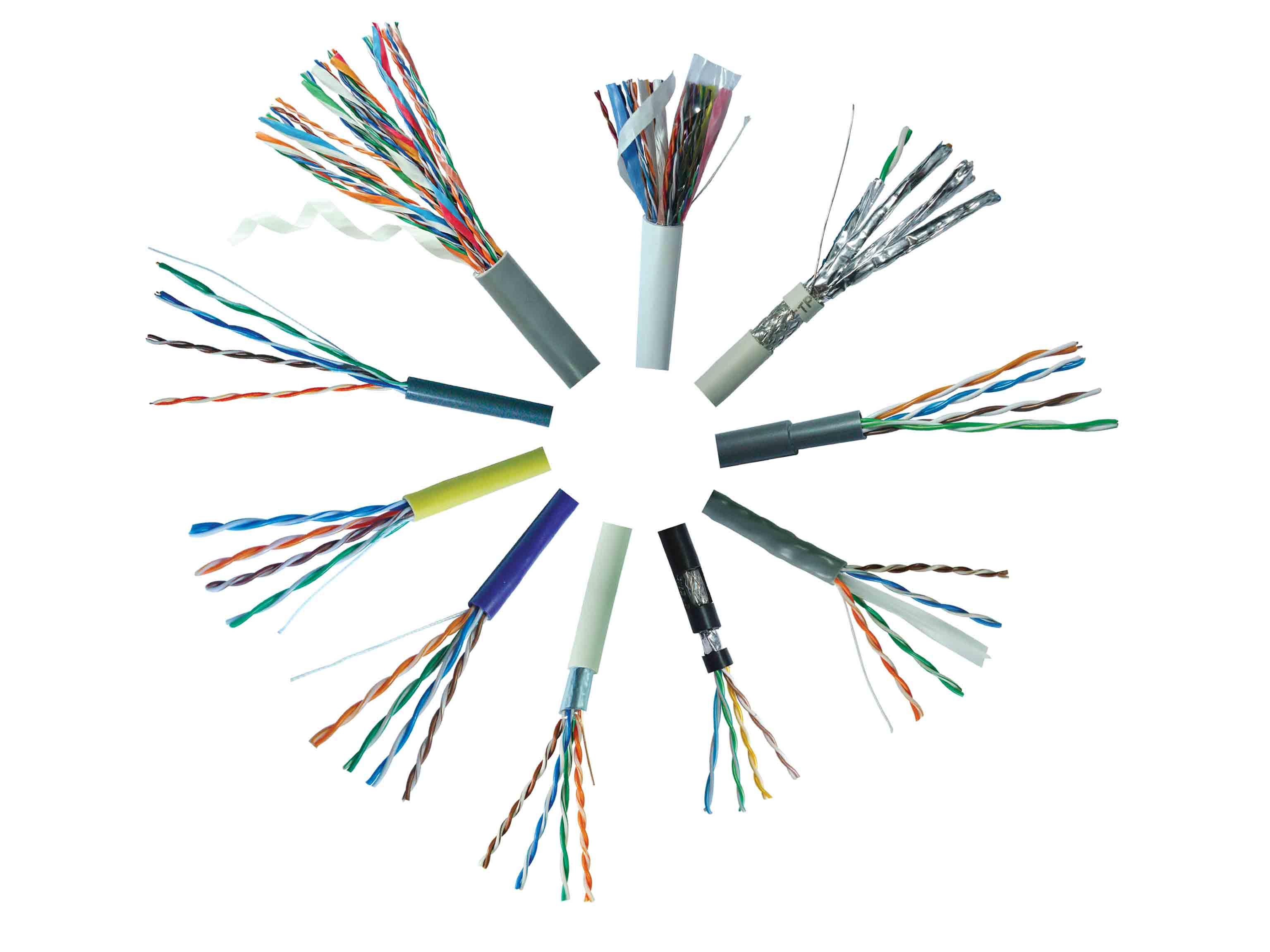 Telecom Copper Cables